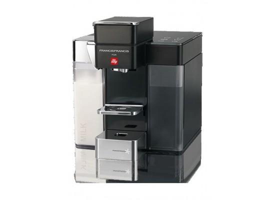 Illy Francis Francis Duo Espresso & Coffee Machine (Y5) – Black ...