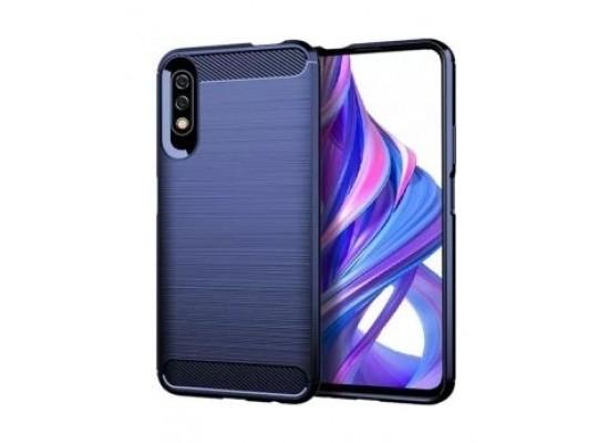 Huawei Y9S Back Case - Blue