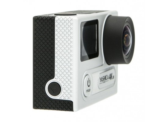 Yashica YAC-430 Ultra HD 4K Action Camera
