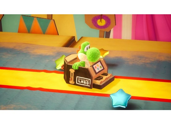 Yoshi's Crafted World - Nintendo Switch Game