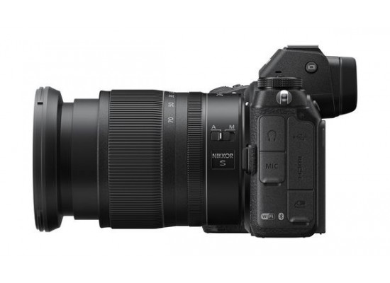 Nikon Z 7 Mirrorless Digital Camera With 24-70mm Lens