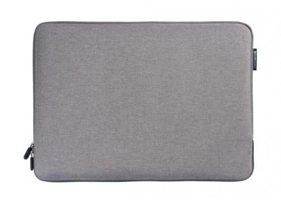 Gecko Universal Zipper Sleeve 17'' Laptop Cover - Grey