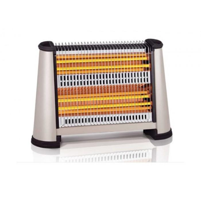 Wansa Loft Iv 2200w 4 Lamps Electric Halogen Heater Ae 4008