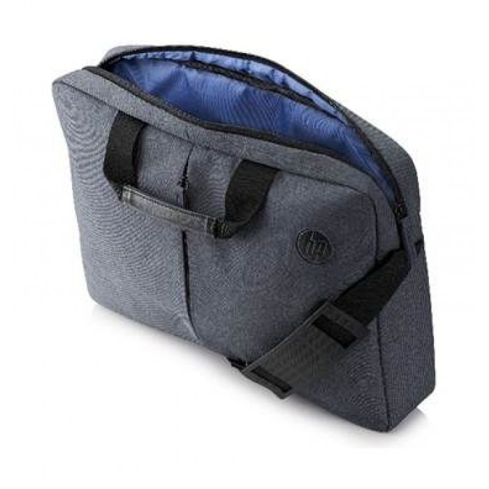 0a17a05b5164 Hp Essential Top Load 15 6 Inch Laptop Bag Grey K0b38aa - Best Image ...