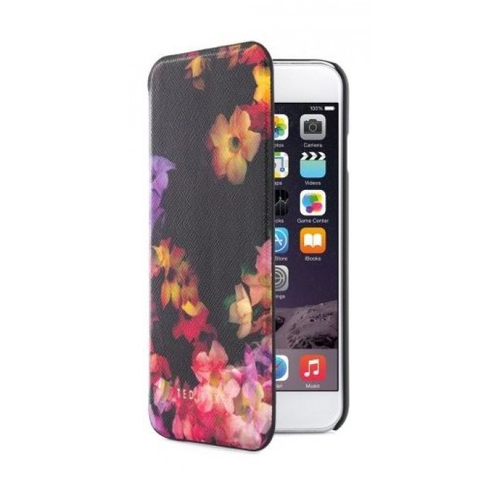 455aac140 Proporta Ted Baker Alli Cascading Floral Protective Flip Case for iPhone 6  (PRO-28718. Next