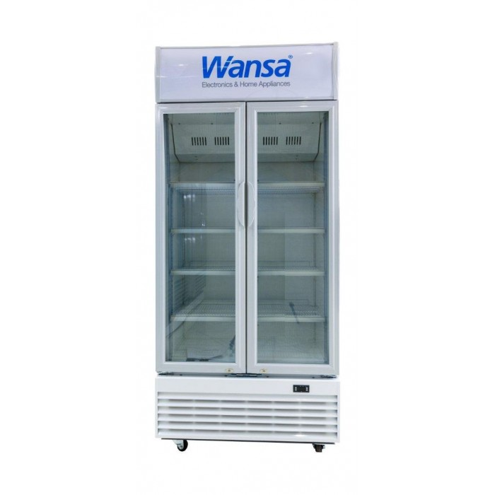 Wansa 21 Cft Window Refrigerator Wusc 600 Nfwt White