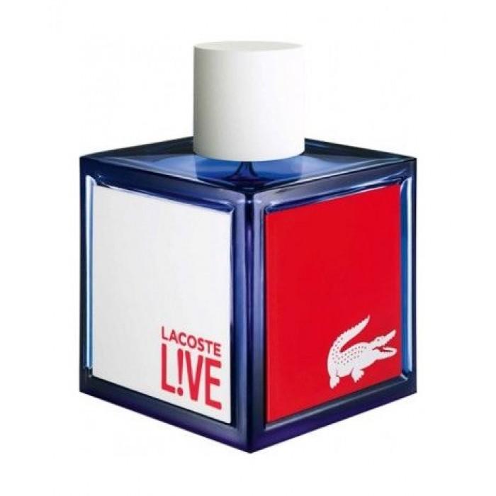 100% najwyższej jakości zawsze popularny strona internetowa ze zniżką Lacoste Live for Men 100 ml Eau de Toilette