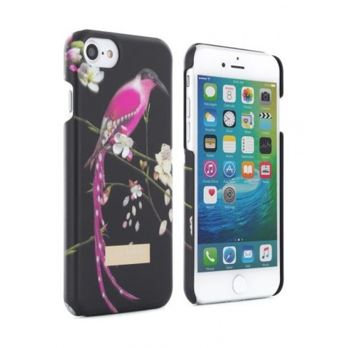 98f84a44f5ba9 Proporta Ted Baker Case For iPhone 7 (PRO-39004) - Mireill Flight Black.  Next