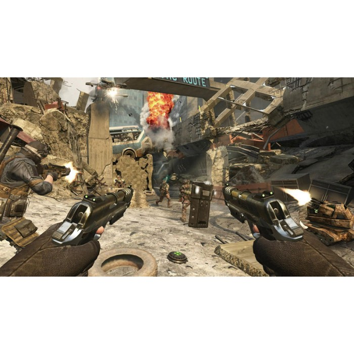Call of Duty: Black Ops 2 Declassified - PS Vita Game