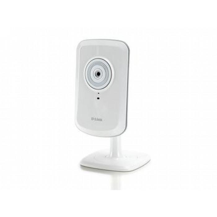 Dlink DCS-930L WiFi Cloud Camera - White   Xcite Alghanim