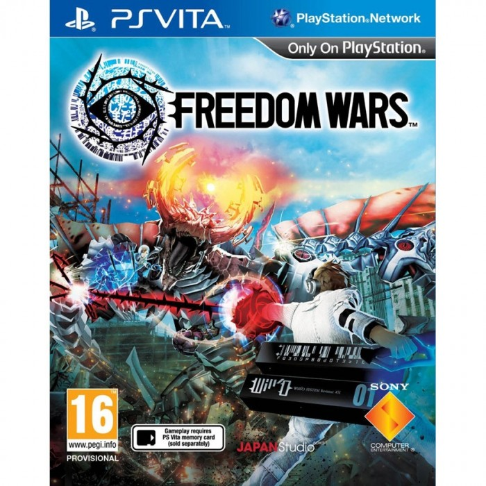 Sony Freedom Wars for PS Vita | Xcite Alghanim Electronics