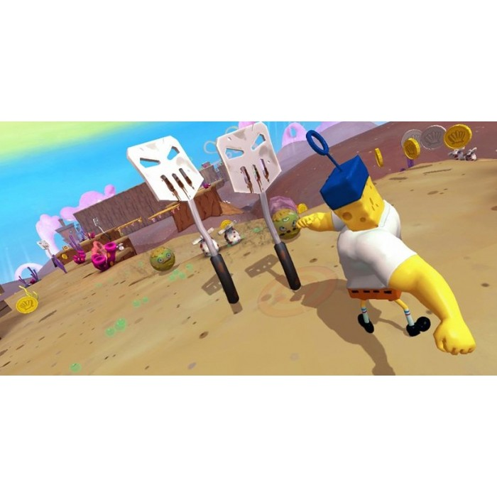 Spongebob Hero Pants - Xbox 360 Game | Xcite Alghanim Electronics