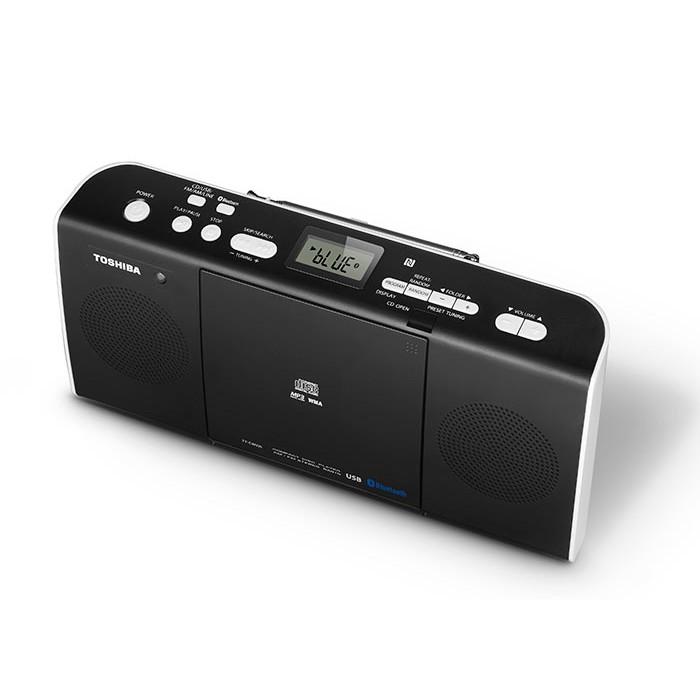 Toshiba TY-CWU25 Portable CD Radio with Bluetooth 13W