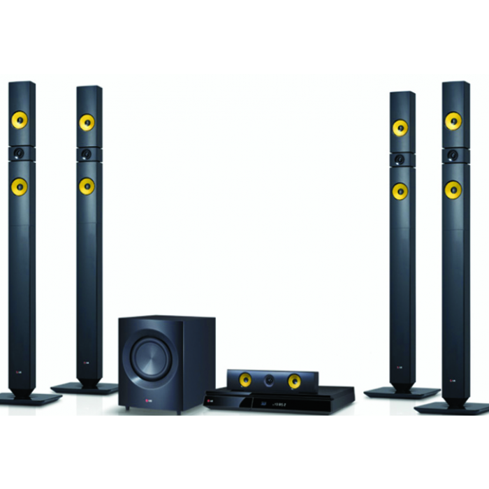Lg Dh7530tw 51 Dvd Wireless Home Theatre System 1200w Xcite