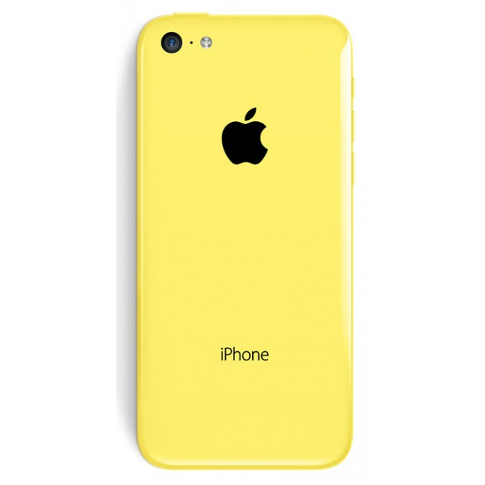 iPhone 5c 32GB 8MP 4-inch Smartphone - Yellow   Xcite ...
