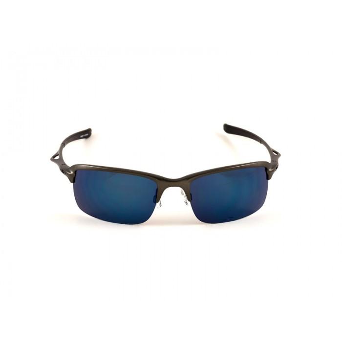 6f491d6708 Previous. Oakley 4071 Square Sunglasses For Men - Grey Frames   Blue Lenses.  Oakley 4071 Square Sunglasses For ...