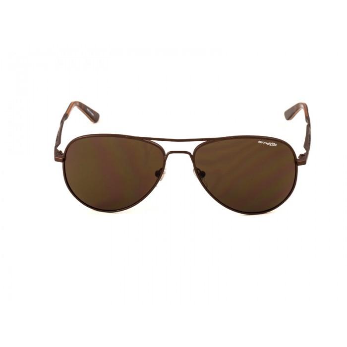 da350b005e90d Previous. Arnette 3065 Aviator Sunglasses For Men - Brown Frames   Brown  Lenses. Arnette 3065 Aviator Sunglasses ...