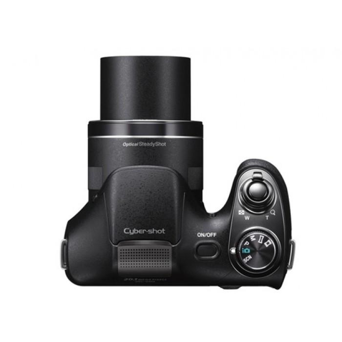 SONY DSC-H300   20MP DSLR Camera   35x Optical Zoom   Xcite Kuwait