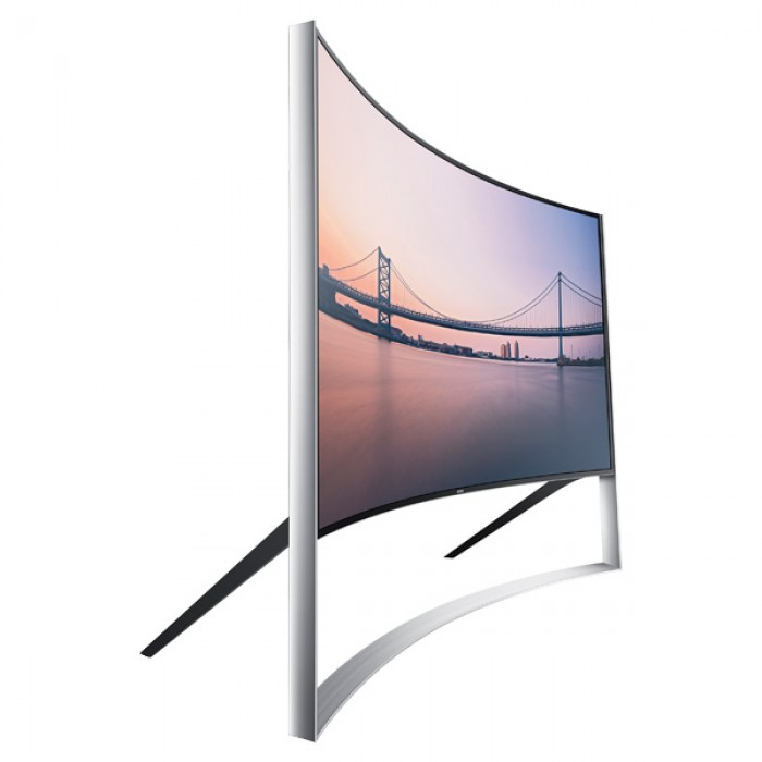 Samsung Ua105s9 105 Inch Curved 3d Smart 4k Uhd Tv Xcite Alghanim