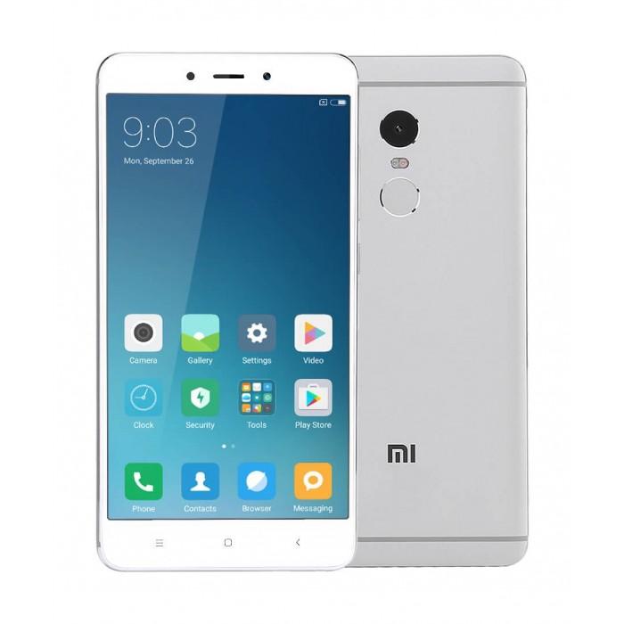 Buy MI Redmi Note 4 64GB Silver online at Best Price in
