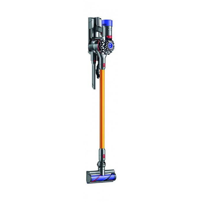 dyson v8 absolute cordless vacuum cleaner xcite alghanim. Black Bedroom Furniture Sets. Home Design Ideas