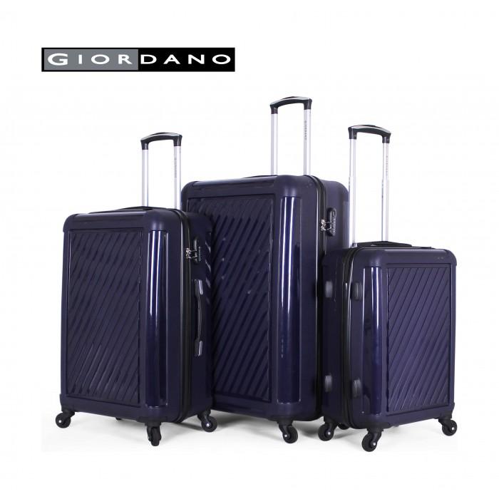 1897451d56d7 Giordano 25 732310 Hard Luggage 3 Piece Set