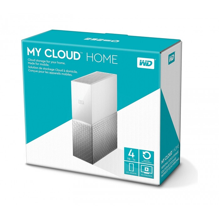 Western Digital MyCloud Home Hard Drive   Mobile, On-the-Go