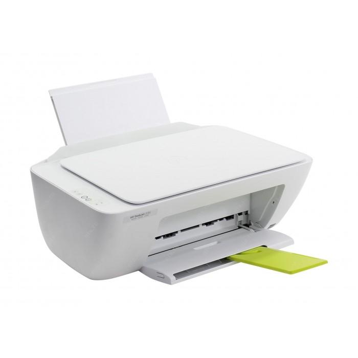 Miraculous Hp Deskjet 2130 All In One Printer K7N77C White Xcite Home Interior And Landscaping Ferensignezvosmurscom