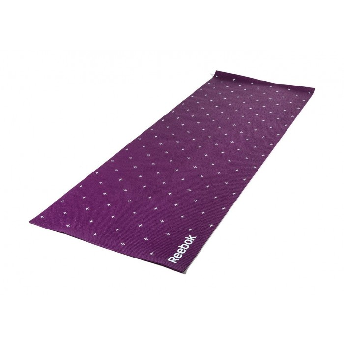 Reebok Hi-Hello Fitness Mat (RAYG-11030) - Purple
