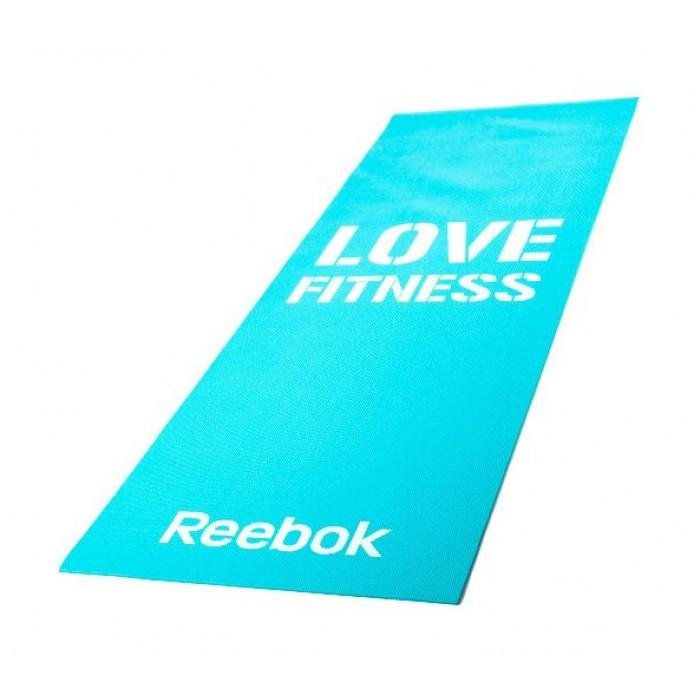 Reebok Love Fitness Mat (RAMT-11024) - Blue