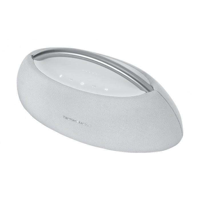 Harman Kardon Go + Play Bluetooth Wireless Portable Speaker - White