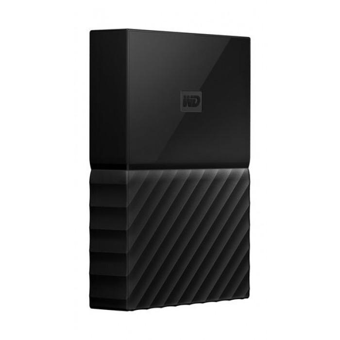 WD 4TB My Passport USB 3 0 External Hard Drive - Black | Xcite