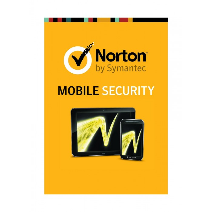 Norton Mobile Security Card 3 0 Arabic - 12 Months