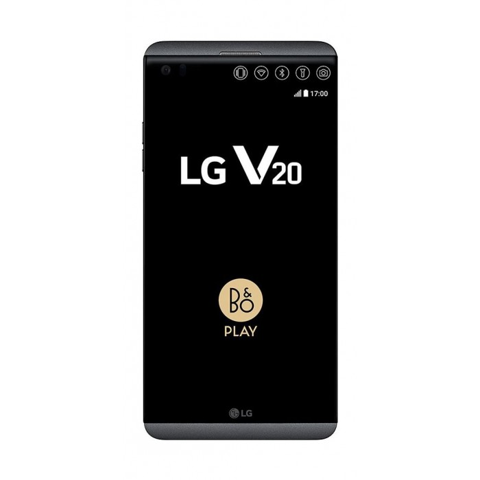 Buy LG V20 64GB Black online at Best Price in Kuwait | Xcite