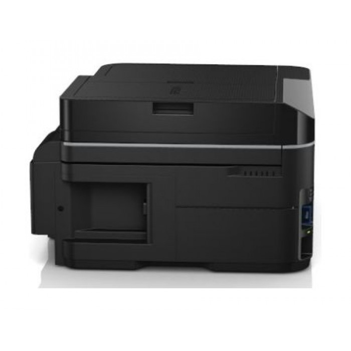 Epson L565 4-in-1 Colour Ink Tank System Wireless Printer - Black