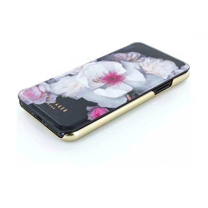 ecf4b6ccc Proporta Ted Baker Mirror Folio Case For iPhone 10 (PRO-53079) - Black.  Proporta ...