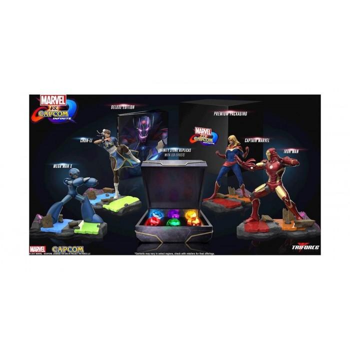 Marvel vs Capcom Infinite Collectors Edition SONY PS4