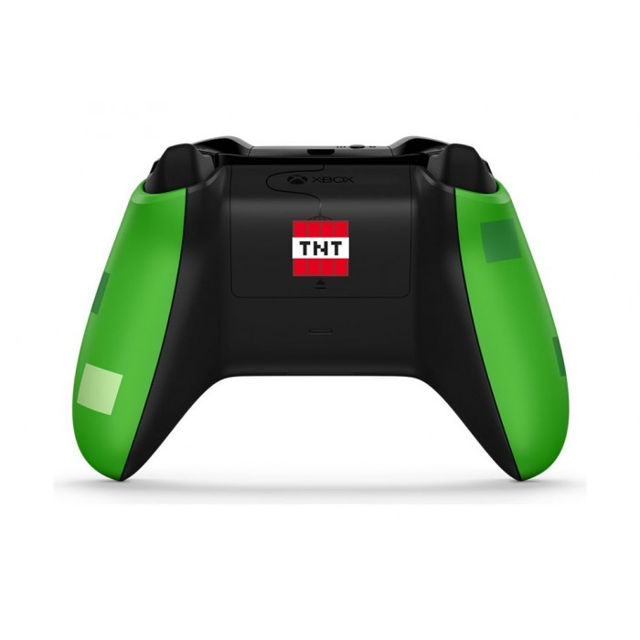 Microsoft Xbox ACC-CONT-XB1 Wireless Gaming Controller Minecraft