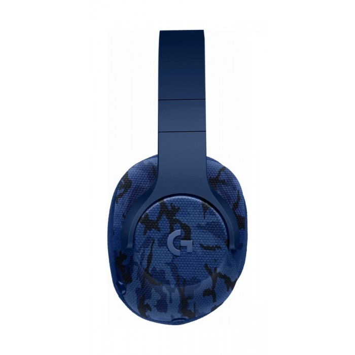 Logitech G433 7 1 Wired Gaming Headset Blue Camo High Quality