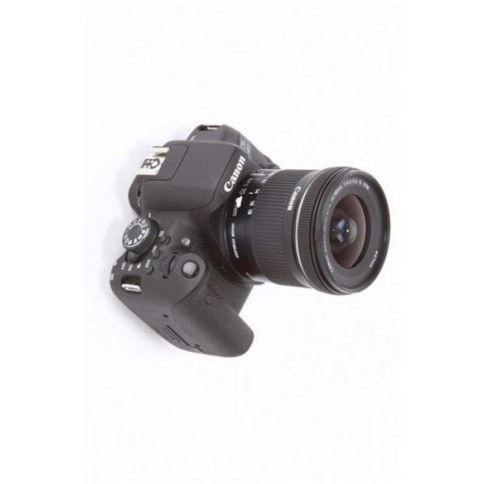 Canon EOS 750D 24MP DSLR Camera+18-55MM Lens- Black   Xcite