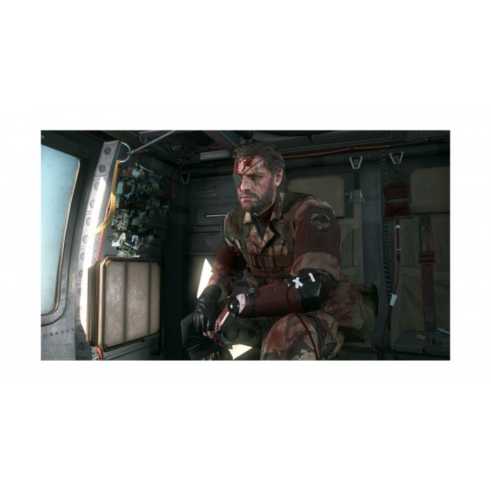Metal Gear Solid V: The Phantom Pain - PC Game | Xcite