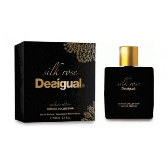 beste Schuhe Großhandelsverkauf suche nach original Desigual Silk Rose Eau de Parfum For Men And Women 100 ml