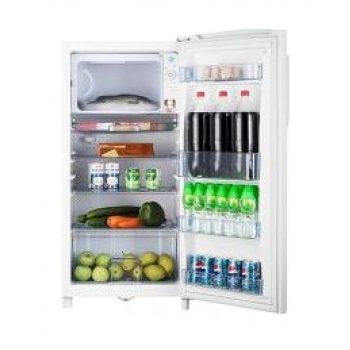 Hisense 7 cft Single Door Refrigerator (RR195DAGS) – Silver
