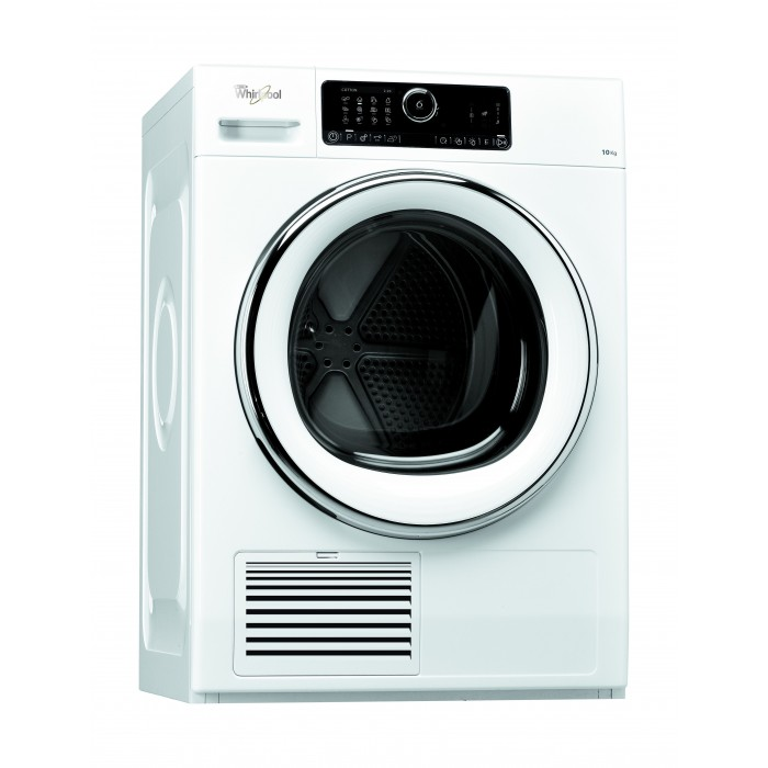 Whirlpool Front Load Washer 10kg White Whirlpool 10
