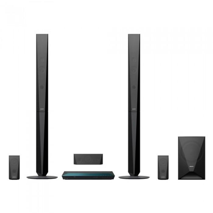 Sony 5 1-Ch Blu-Ray Wi-Fi 2-Way Home Theatre System - 1000W