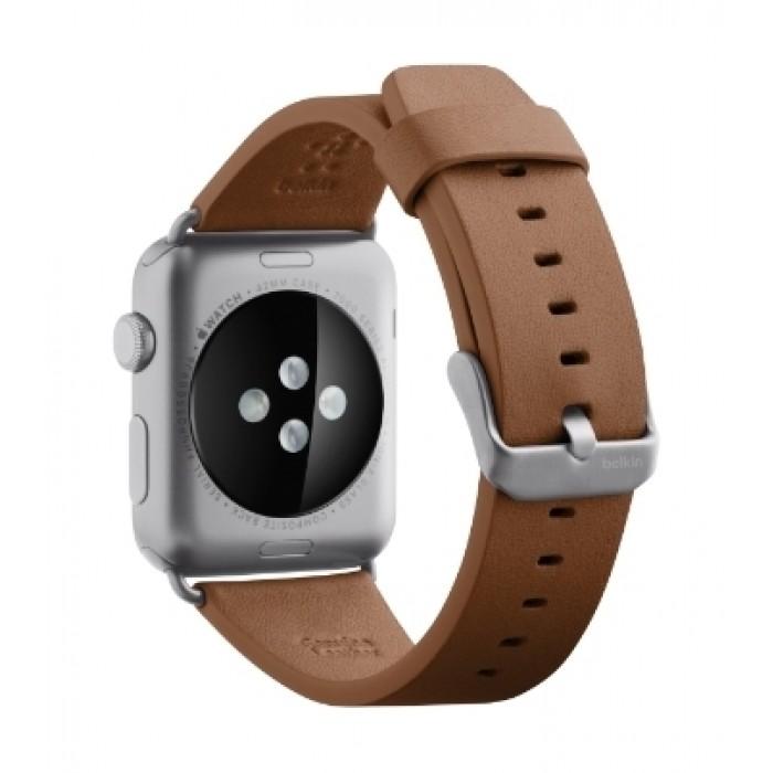 Belkin Classic | 42mm | Apple Watch | Leather Band