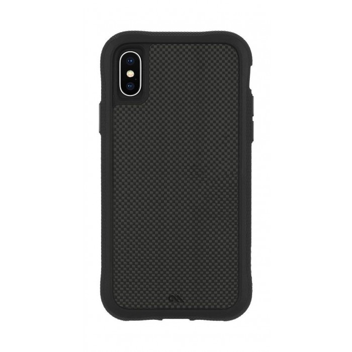 uk availability 9044c 9d404 Case-Mate Protection Collection for iPhone XS/X - Carbon Fiber