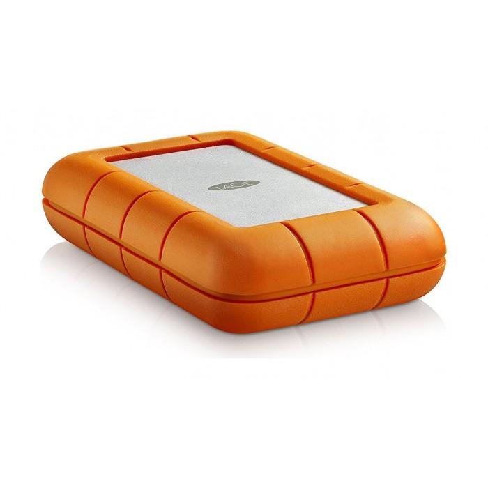Lacie Rugged Raid Thunderbolt 4tb Portable Hard Drive Stfa4000400 Xcite Alghanim Electronics Best Online Shopping Experience In Kuwait