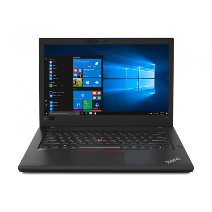 Lenovo ThinkPad T480 Core i7 8GB RAM 1TB HDD 2GB NVIDIA 14 inch Laptop -  Black