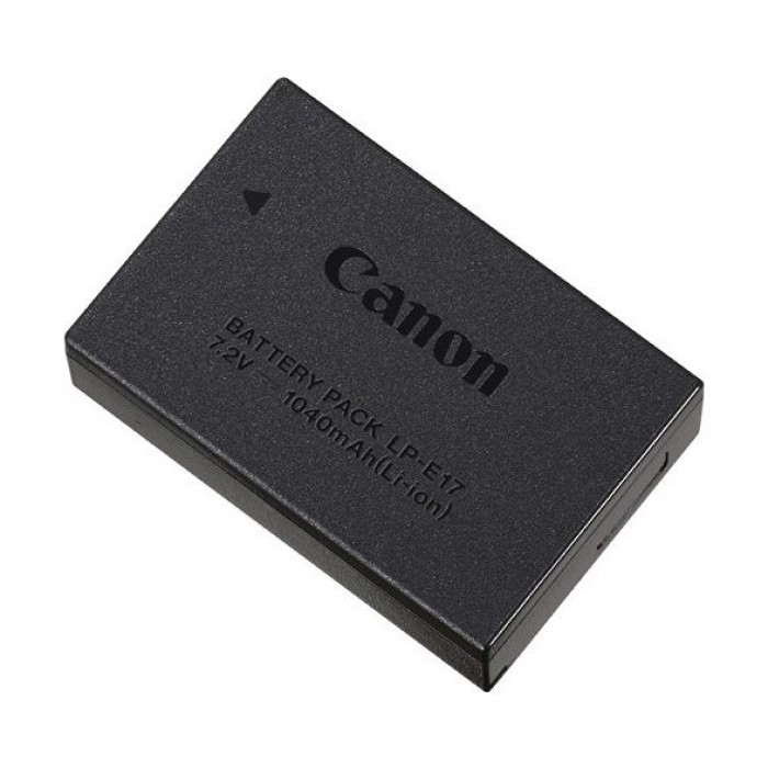 1e7a4d6ae5c4 Canon Li-ion Replacement Battery (LP-E17)